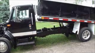 1990 International 4600 Lo Pro 7.3L Diesel Dump Truck NO CDL - 2010