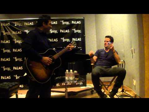 Joey McIntyre Emanuel Kiriakou Meet N Greet Love Song 2/19/2011