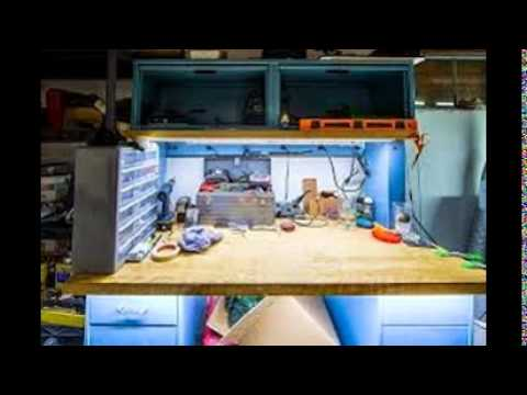 Workbench Lighting Ideas YouTube