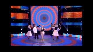 Лариса Долина- Еврейские народные песни (Шалом, Ясэ Шалом, Хава Нагила)