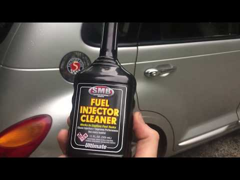 SMB Fuel Injector Cleaner