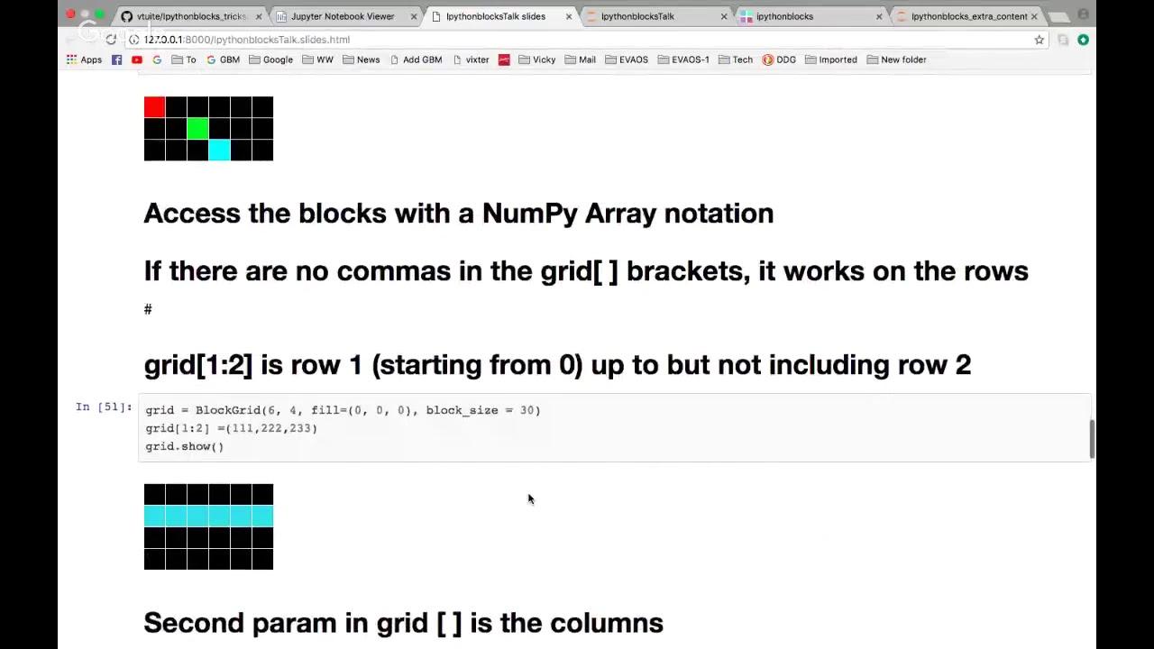 Image from Vicky Tuite - IPython Blocks - Pyninsula #11