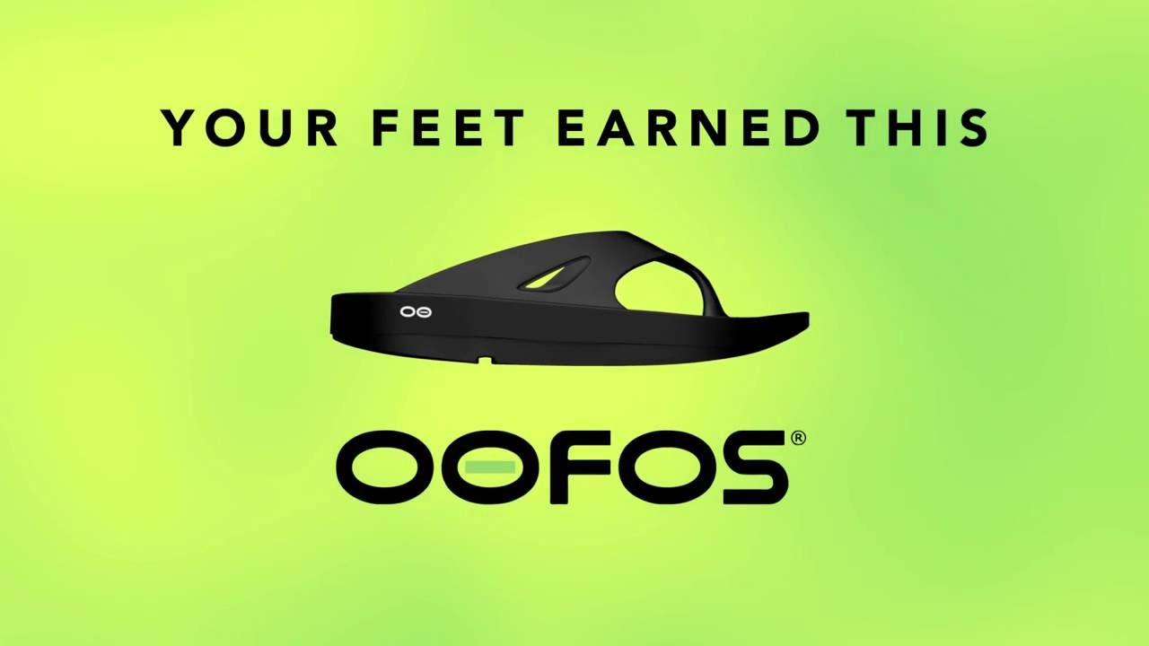 c5669a016f94 OOFOS OOfoam Impact Absorption Technology - YouTube