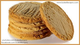 The BEST Large Peanut Butter Cookies Recipe