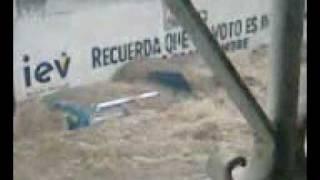 Inundacion en Huatusco