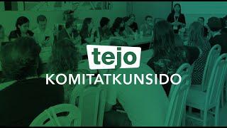 Komitatkunsido de TEJO 2020 - Unua Sesio