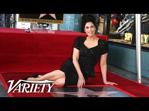 Sarah Silverman  Hollywood Walk of Fame Ceremony  Live Stream