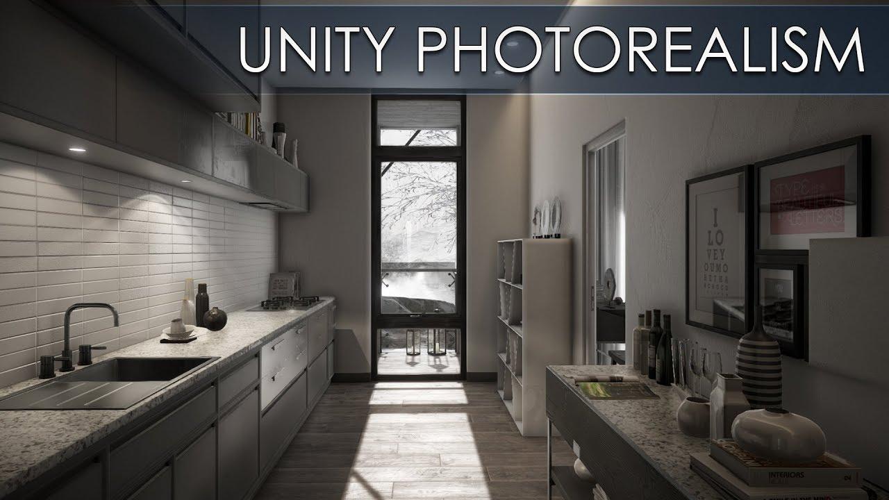 Unity Photorealism  ArchVizPro Vol5  Showcase Demo