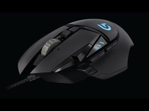 Logitech G502 Proteus Spectrum mouse review | TechDragon.info