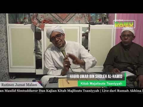 Kajian Kitab Majaalisuts Tsaniyyah 2020-07-24