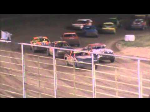 McCook Speedway Stock Car Feature 5/25