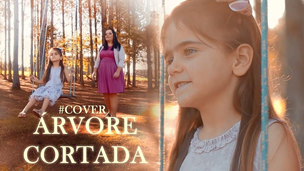 VEJA QUE VOZ PURA ?TEM ESSA CRIANÇA!!!  Helia Freitas e Isabele Louise - Árvore Cortada (cover)