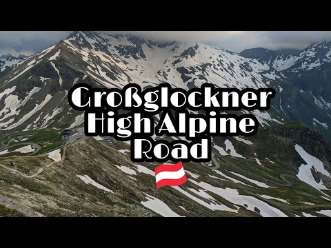 Grossglockner Road Austria   The Wanderlust Family