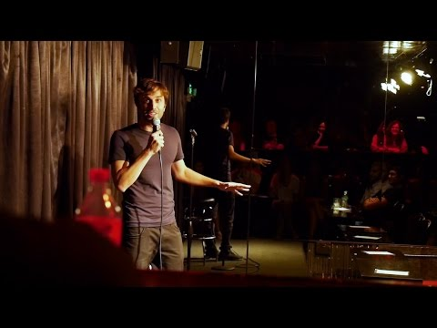 Mike Damus at the Comedy Store  Fear of Flying