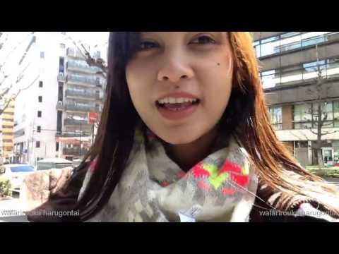 Google+ Video Nadila 20160327 GOES TO JAPAN HARI KE... 3 ! PART 1 Vanka Feni Haruka JKT48