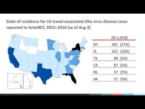 AMA-CDC Zika webinar