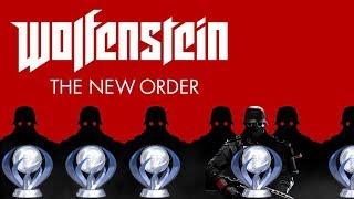 Путь к платине Wolfenstein The New Order