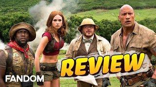 Jumanji: The Next Level   Review!