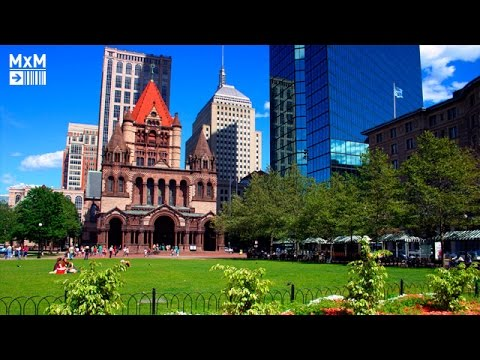 Madrileños por el mundo: Boston