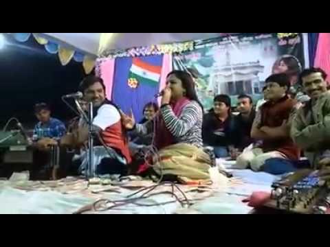 Kirtidan Gadhavi  Bhajan 2016