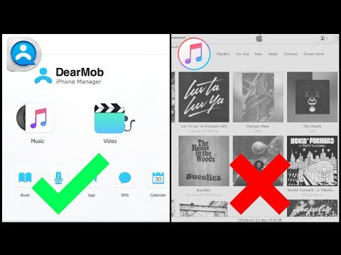 DearMob IPhone Manager - Best ITunes Alternative 2020
