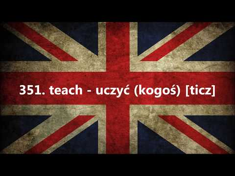 Język Angielski 1000 2000 najczęściej używanych słów - część 58 from YouTube · Duration:  1 minutes 45 seconds