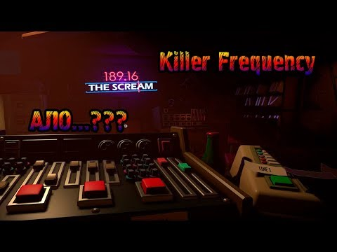 РАДИО ФМ►THE SCREAM 189.16 ►Killer Frequency