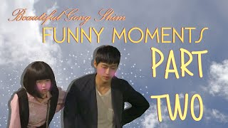 [Beautiful Gong Shim] FUNNY MOMENTS | PART 2