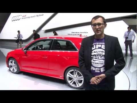 Audi S3 - Paris Motor Show 2012 - XCAR