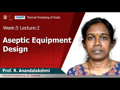 Lec 13 : Aseptic Equipment Design