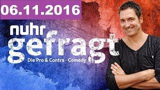 Nuhr gefragt 06.11.2016 - Torsten Sträter, Micky Beisenherz & Ingo Appelt
