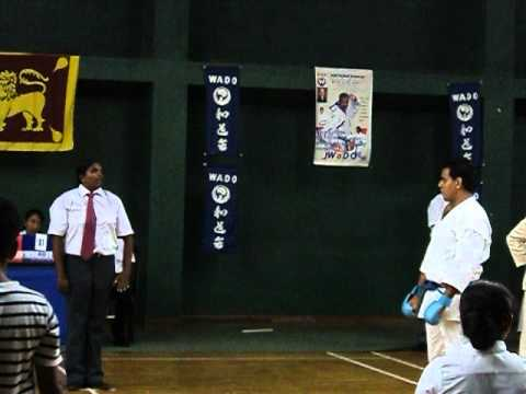 9 th wado kai  karate in sri lanka