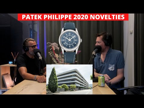 New $600 Million Patek Philippe Manufacture & New Limited Edition Watch | 8past10 Watch Talks #45