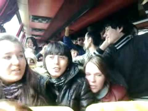 Flashmob Azerbaijan едет в Baku Expo Centre