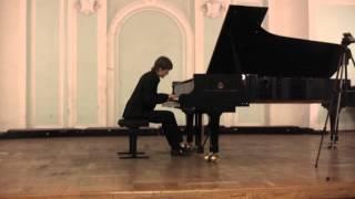 Chopin Prelude №13 Fis-dur Op.28