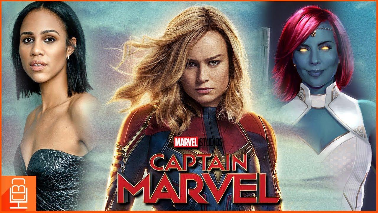 Captain Marvel 20 Casts Main Villain