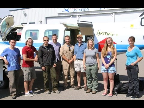 University of Lethbridge Airborne Lidar Field Operations Lecture