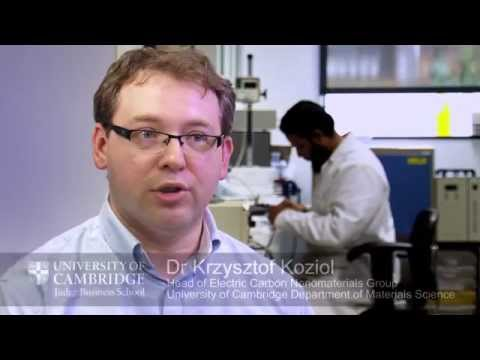 The Cambridge Nanotechnology Alliance: a team consulting project