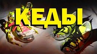 видео Что лучше выбрать: кеды или кроссовки