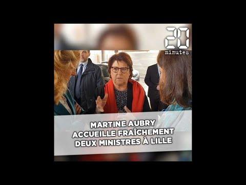 Quand Martine Aubry recadre deux ministres