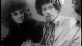 Jimi Hendrix, Vanilla Fudge, Northwest Company on WHERE IT