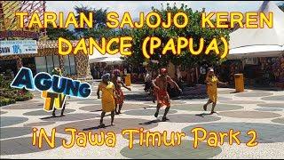 Tarian Sajojo Papua Dance Senam Dj Remix Reggae Original Song Lirik In  Jatim Pa