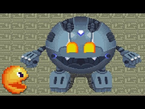 Hyper Pac-Man (Arcade) All Bosses (No Damage)
