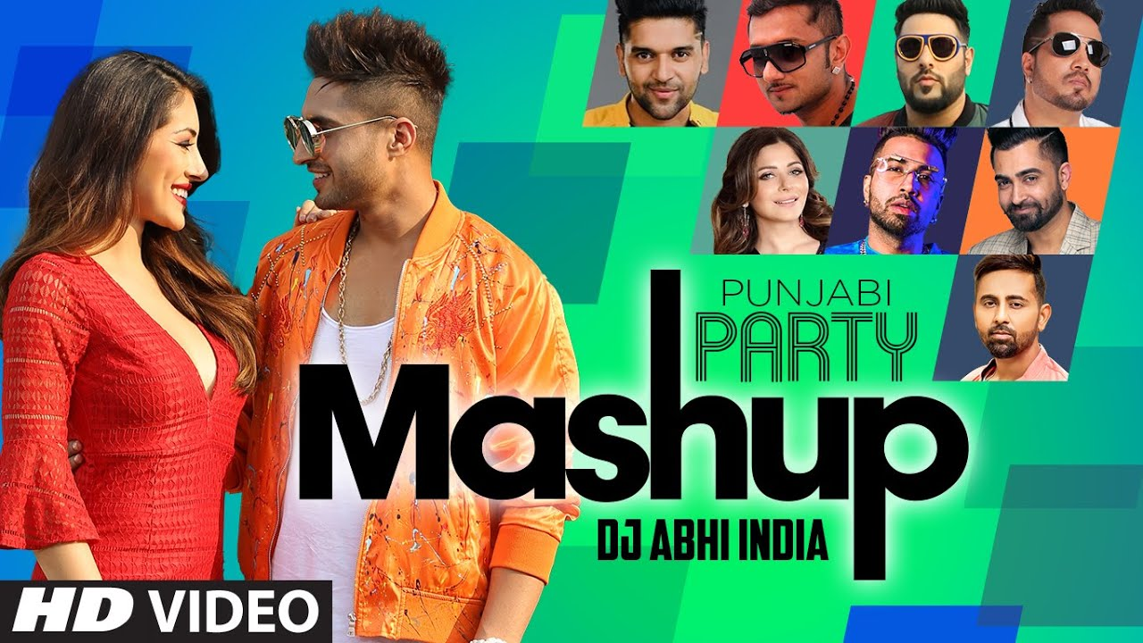 Punjabi Party Mashup ► DJ Abhi India | Punjabi Mashup 2020 | Punjabi Remix Songs 2020
