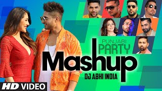 Punjabi Party Mashup ► DJ Abhi India | Punjabi Mashup 2020 | Punjabi Remix Songs 2020