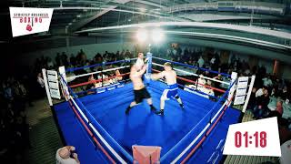 Strictly Business Boxing XIV | Chris Lacey v Shane Cummings