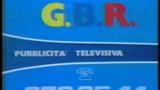 GBR 1976 - Fine primo tempo film e cartello pubblicitario