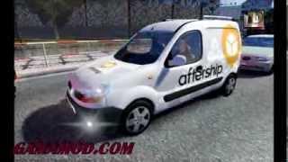 ETS2 Renault Kangoo traffik 2
