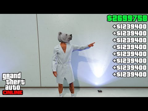 NEUER *SOLO* UNLIMITED MONEY GLITCH IN GTA 5 ONLINE | [1.42]