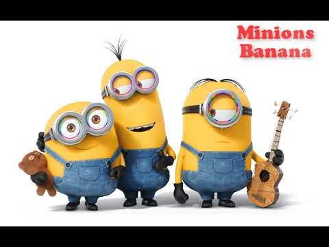 Minions Banana Ringtone - The Minion   Funny ringtones free download